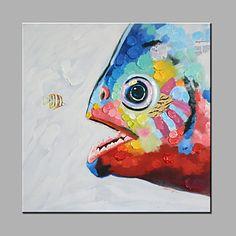 【今だけ☆送料無料】 アートパネル  動物画1枚で1セット フィッシュ 熱帯魚 魚 油絵【納期】お取り寄せ2~3週間前後で発送予定