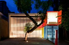 shipping containers design