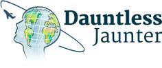 Dauntless Jaunter Travel Site Logo