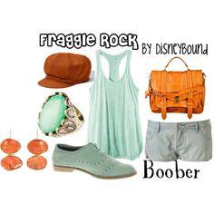 fraggle rock style #boober