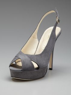 KENZIE: what about a grey shoe instead of a silver shoe?!?!? this is adorable!