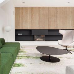 Living Room Wall Units, Ikea Living Room, Küchen Design, House Design, Interior Architects, Interior And Exterior, Interior Design, My Ideal Home, Apartment Interior