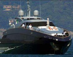 Yacht ROBERTO CAVALLI-680