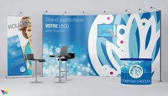 Stand Publicitaire Expositions, Innovative Products, Pos, Rally, Counter Top, Gifts, Graphic Design