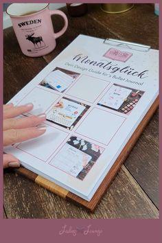 Neue und kreative Bullet Journal Ideen. Monat für Monat wunderschöne Seiten in deinem BuJo gestalten. Mit vielen Tripps und Tricks. Sichere dir jetzt dein Exemplar... Bullet Journal 2020, Bullet Journal Inspiration, Journal Ideas, Diy And Crafts, Scrapbook, Monat, Tricks, Drawings, Creative