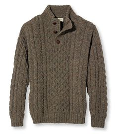 Inspired By The Traditional Sweaters Of Ireland Worn As A Defense Against Bone