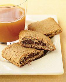 Whole-Wheat Date Bars