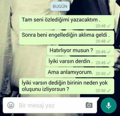 Of of of buna yakılır ama . Sad Words, Cool Words, Mood Quotes, Letting Go, Best Quotes, Texts, Messages, Let It Be, Love