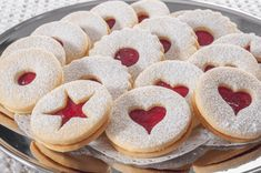 Christmas Sweets, Christmas Baking, Sweet Desserts, Delicious Desserts, My Favorite Food, Favorite Recipes, Norwegian Food, Sponge Cake Recipes, Xmas Cookies