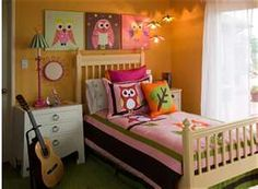 Really want to make Ari's room themed like this when she gets a little older.