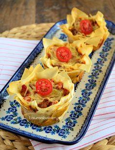 Italiaanse filodeeg quiches - Laura's Bakery