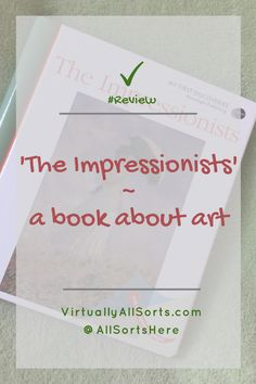 Looking for an arty read? Then you might find my review of 'The Impressionists' book helpful Book Reviews, My Passion, Creative Writing, As You Like, Impressionist, Moonlight, Revolution, Book Art, Blogging