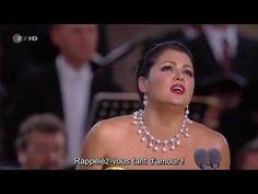 Anna Netrebko and Jonas Kaufmann sing  Les retrouvailles au parloir de S...