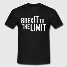 """""""Brexit"""" T-Shirt Design by RavoNeo  Visit our Homepage  www.ravoneo.de"""