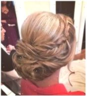 updo with braid hairs to Complement Your Wedding Dress The perfect bridal hair - Best Wedding ideas Wedding Hairstyles With Veil, Braided Hairstyles, Updos, Bridal Hair, Pixie, Braids, Dreadlocks, Wedding Dresses, Hair Styles