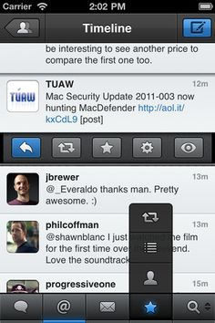 Tweetbot is everything that Tweetie used to be before twitter messed it up.