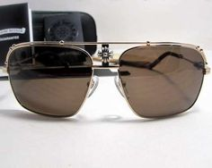 2a10b02084cc Chrome Hearts Kufannawi I GP Sunglasses Hot Sale Shop Online
