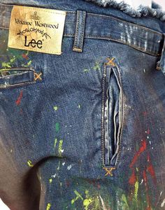 Image 4 ofVivienne Westwood Anglomania For Lee Jeans
