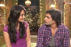 Surbhi Jyoti and Karan Singh Grover interveiw.....love KaBhi.....