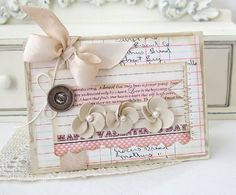 the nest that love built... | LilyBean Paperie
