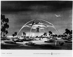 vintage space age restaurant - Bing Images