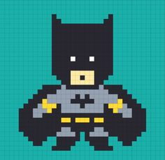 Batman - Awesome Office Mural Made With 8024 PostIts  Best of Web Shrine