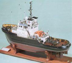 Résultats de recherche d'images pour « make railing for model boat Wooden Model Boats, Wood Boats, Scale Model Ships, Scale Models, Train Truck, Boat Art, Nautical Art, Tug Boats, Rc Model