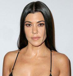 The Foundation That Keeps Kourtney Kardashian's Skin Breakout-Free | Kourtney Kardashian revealed her favorite foundation and concealer for her acne-prone skin on her app.
