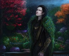 Commission - King Loki by AmericanDork on DeviantArt