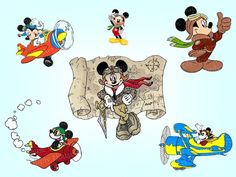6 Classic Mickey Mouse as an Airplane Pilot Clip Art Printable Digital Clipart Graphic Scrapbooking ~ February 2015 at Toodles Mickey Mouse, Mickey Y Minnie, Learn To Sketch, Classic Mickey Mouse, Airplane Pilot, Boy Drawing, Happy 1st Birthdays, Instagram Highlight Icons, Disney Scrapbook