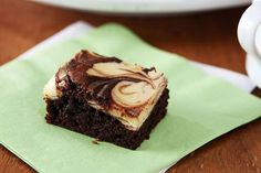 As one fan noted in a review, these PHILADELPHIA Marble Brownies are the best way to have both a brownie and cheesecake simultaneously.