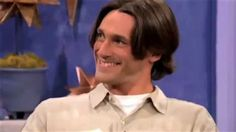 Old video shows a 25-year-old Jon Hamm competing on a dating show