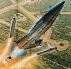 missiles 1950s   The Missile From Hell - American Aerospace