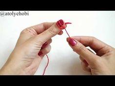 Örgüde Gizli, Sağlam ve Kolay Düğümü Nasıl Atılır☺️ - YouTube Knit Crochet, Make It Yourself, Knitting, Crocheting, Embroidery, Youtube, Cast On Knitting, Crochet, Needlepoint