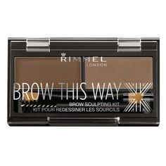 Rimmel Rimmel Brow This Way Eyebrow Powder Kit 1 Kit Rimmel London Brow Rimmel Brow Rimmel