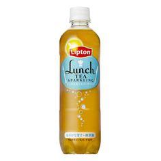 リプトン ランチティースパークリング - 食@新製品 - 『新製品』から食の今と明日を見る!
