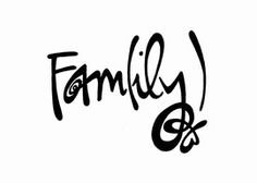"""""""Fam(ily) (Family - I Love You)"""": Double-Matted in White, Plastic-Sleeved Hand-Signed by the artist. 5x7 is $12 (+ shipping) 8x10 is $20 (+ shipping) 11x14 is $28 (+ shipping) www.VonGArt.com (Saying, Quote, Inspiration, Reminder, Life Lessons, Memories, Funny, Relationship, Friends, Heart, Best, Bond, BFF, Mom, Dad, Motivational, Encouragement, Siblings, Brother, Sister, Son, Daughter, ILY, Wedding, Marriage, Baby, Single, Bucket List, Art, Tattoo)"""