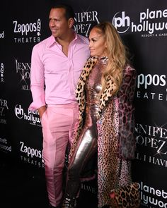 67946c5699f3 Jennifer Lopez and Alex Rodriguez both in TOM FORD at the  Jennifer Lopez   All