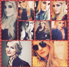 Meghan collage