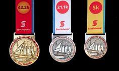 Scotia Marathon 2012 Medals