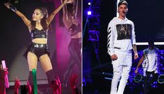 Ariana Grande And Justin Bieber Reunite On Stage For 'Massive' Tour  Read more at: http://www.inquisitr.com/2472301/ariana-grande-and-justin-bieber-reunite-on-stage-for-massive-tour/  #arianagrande #justinbieber #arianators #beliebers #tour