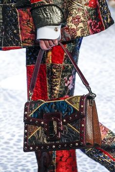 Sfilate Dolce   Gabbana Collezioni Autunno Inverno 2017-18 - Sfilate Milano  - Moda Donna 6d45a9f0365