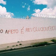 #afeto #arteurbana #artederua Street Quotes, Graffiti, Tumblr Quotes, Some Quotes, In My Feelings, Good Vibes, Cool Drawings, Positive Vibes, Texts