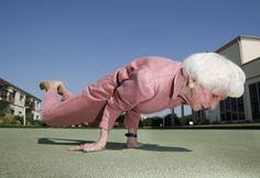 bewegen ouderen spieren gewrichten