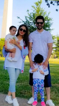 Ayeza Khan and Danish Taimoor's Family Pakistani Fashion Casual, Pakistani Wedding Outfits, Pakistani Girl, Pakistani Dress Design, Pakistani Actress, Pakistani Dresses, Cute Muslim Couples, Cute Couples, Ayeza Khan Wedding