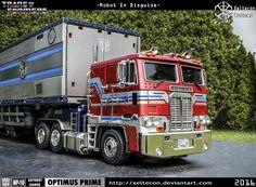 O.G. Optimus Prime!