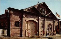 Pony Express Stables  Circa 1860  St Joseph, MO I HOPE YOU'LL FOLLOW ANY OF MY 5 GREAT BOARDS CONCERNING THE POST OFFICE MAILMEN VEHICLES MAILBOXES AND OTHER THINGS