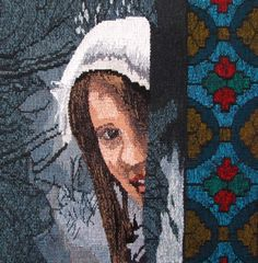 New Zealand Tapestry Artist Patricia Armour's weavings are inspired by Old Europe, Greek mythology, Celtic legend, spirituality, Tennyson & ancient history.