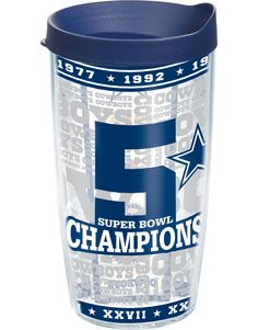 Features:  -Double-walled insulated drinkware.  -NFL collection.  -Made in the USA.  Country of Manufacture: -United States.  Product Type: -Insulated tumbler.  Color: -Multi-colored.  Service Size: -