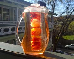 Strawberry Lemon Infused Water This is a great... | Infused Waters: Fruit & Herb Spa Water Recipes